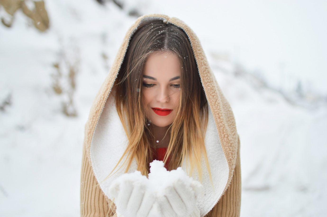 El cuidado de la piel durante el invierno