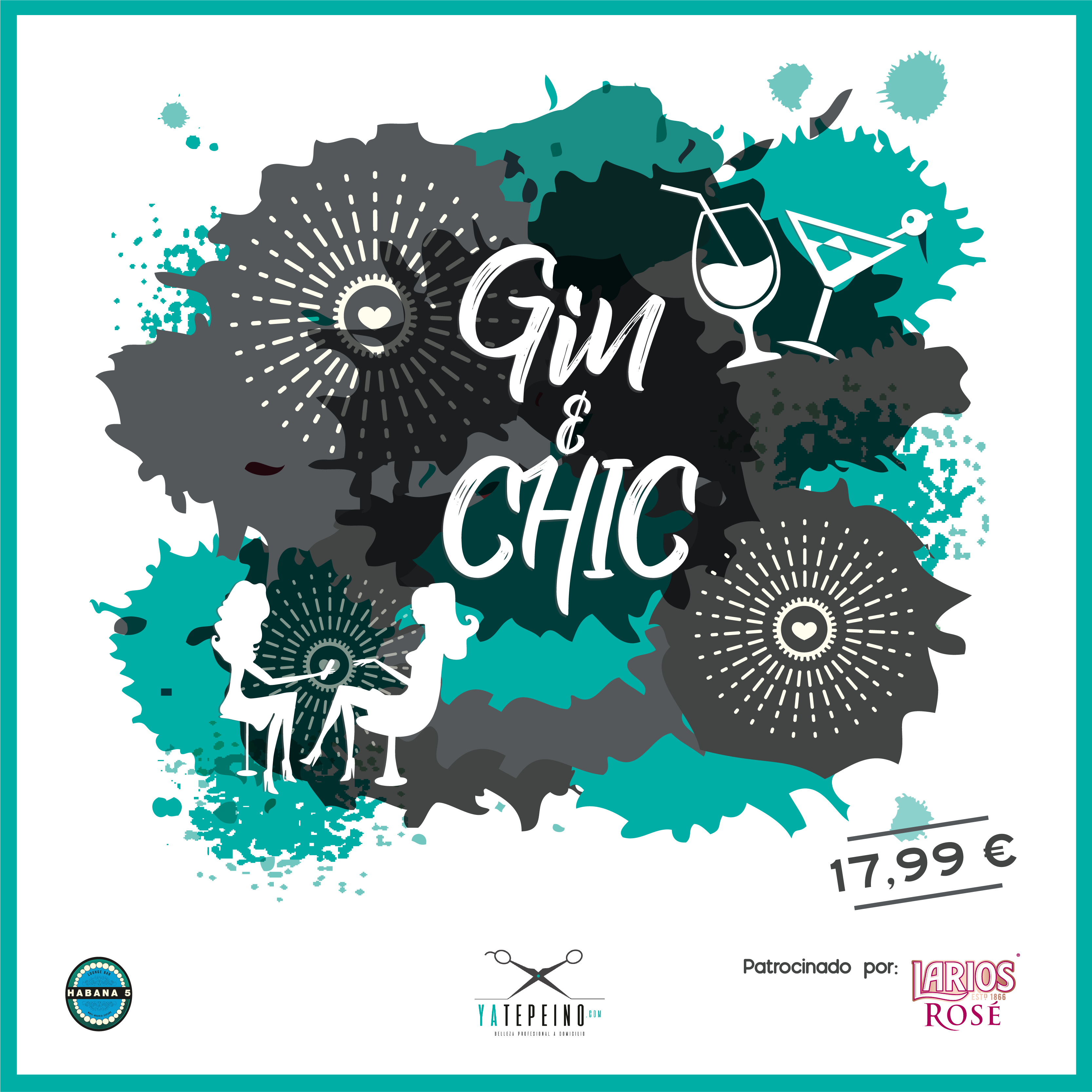 Gin&Chic, el evento del verano l Yatepeino.com