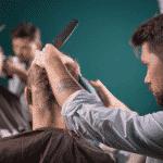 Servicio de peluquería a domicilio para caballeros